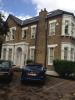 Studio flat in Rosemont Road, London, W3