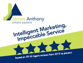 Get brand editions for James Anthony Estate Agents Ltd, Northampton