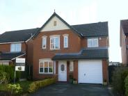 4 bedroom Detached home for sale in Ranworth Drive, Lowton...