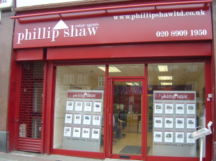 Phillip Shaw Ltd, Kentonbranch details