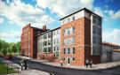 1 bedroom new Flat for sale in Crown Close, Great Glen...