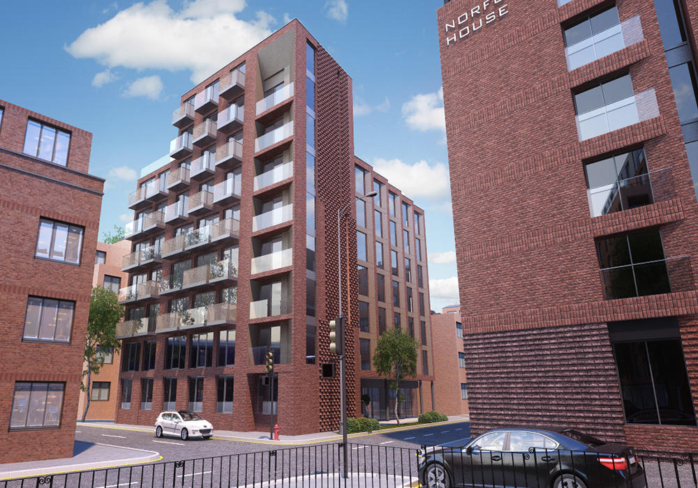 1 bedroom flat for sale in norfolk house apartments queens - One bedroom apartments in norfolk ...