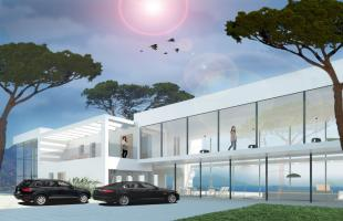 4 bed Detached Villa in La Mairena, Malaga, Spain