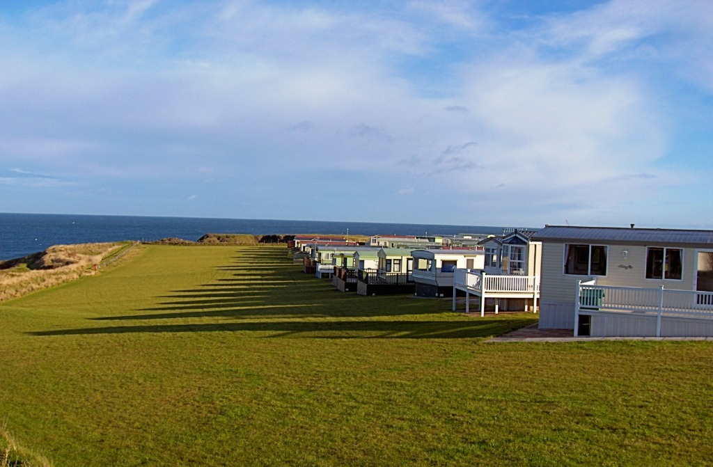 Wonderful Eyemouth Berwickshire Static Caravan Holiday Rental
