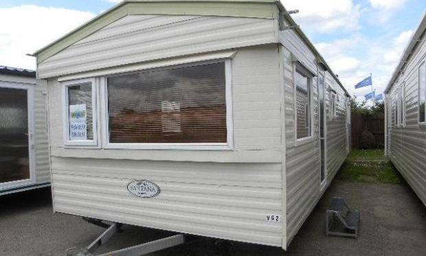 Perfect UK Private Static Caravan Holiday Hire At Eyemouth Berwickshire