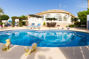 4 bedroom Villa in Costa Blanca, Rojales...