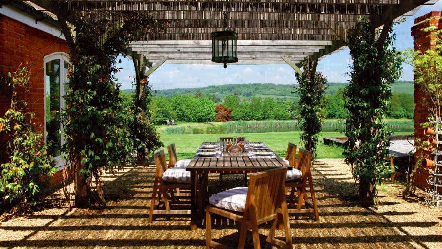 Bluebell Farm Estate,Patio