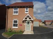 3 bed new home in Kirklington Road...