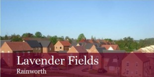 Lavender Fields by Davidsons Developments Ltd, Kirklington Road,