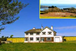 6 bed Detached house for sale in Cork, Kilbrittain
