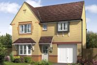 4 bed new property in Ladybank Rise, Arnold...