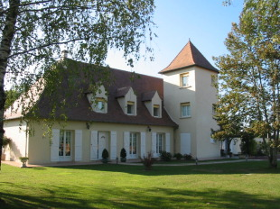 Detached Villa for sale in Aquitaine, Dordogne...
