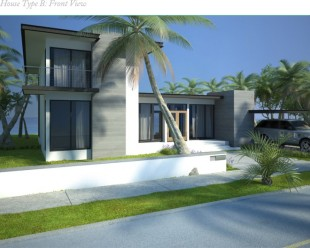 new development for sale in Cayman Brac...