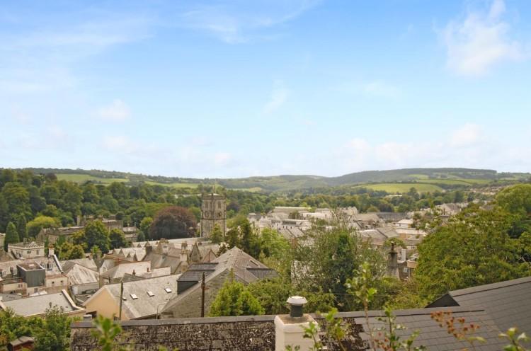 The View over Tavistock