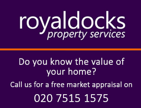 Get brand editions for Royal Docks Property Services, Canary Wharf