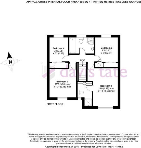 floorplan - 1st floo