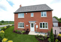 4 bedroom new home in Whitefriars Drive...