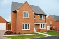 4 bed new property in Whitefriars Drive...