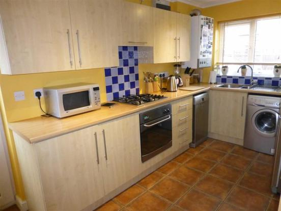 Kitchen / Dining Are