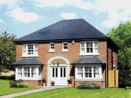 5 bed new house for sale in Oak Street, Shrewsbury...