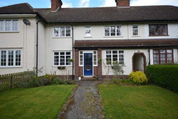 4 Bedroom Terraced House For Sale In New Home Farm