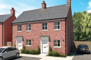 Shefford by Lagan Homes, Ivel Road,