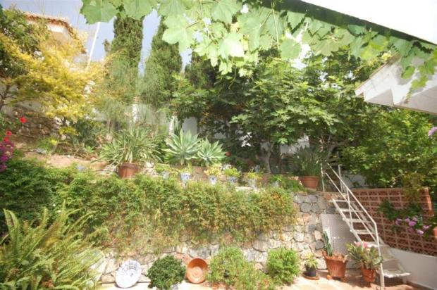 Upper garden has space for vegetable patch