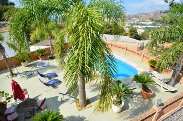 big open terrace to enjoy the Spanish sun!