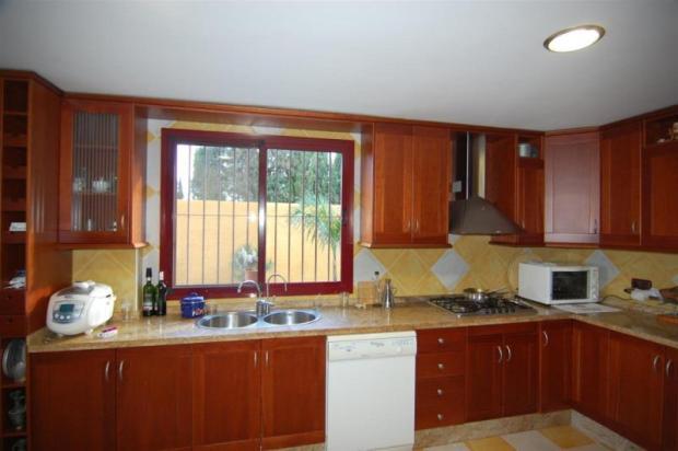 Kitchen Luxurious kitchen