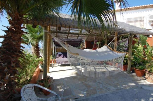 Spanish villa for sale with pool above Salobrena