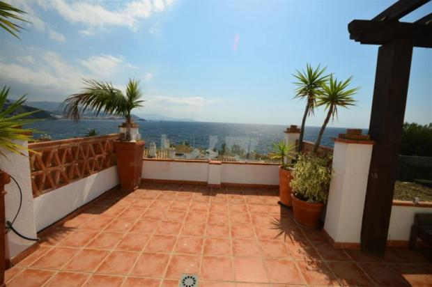 House for sale in La Herradur with great sea view