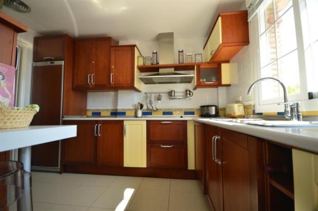 Luxurious kitchen