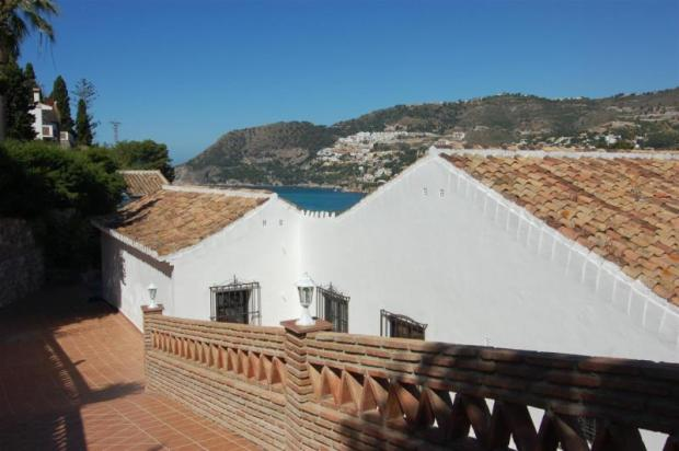 Villa for sale in la Herradur wit great sea view