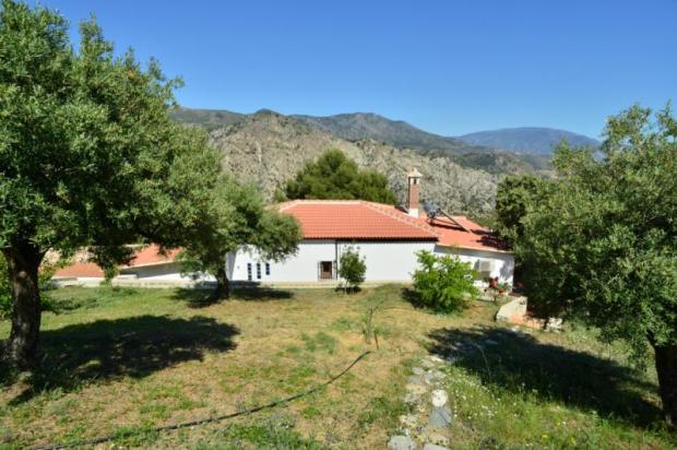 Spanish villa with great views for sale