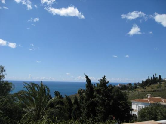 Sea view from terrace