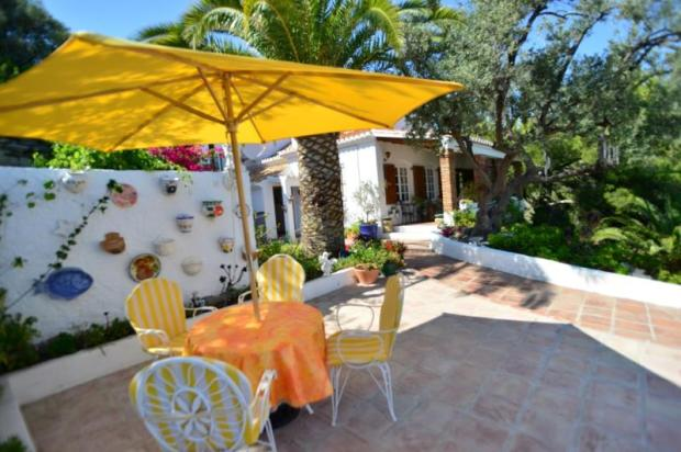 The perfect place for outdoor dining