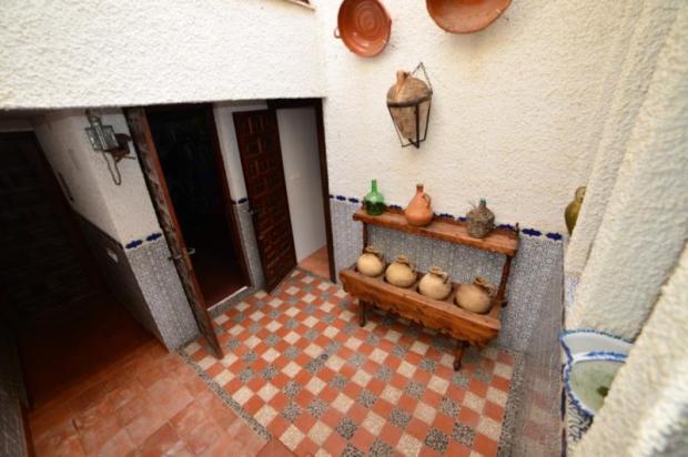 Andalucian patio
