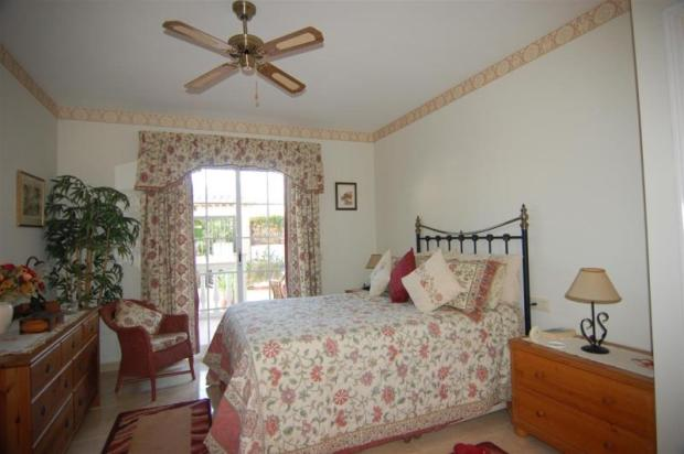 Main bedroom has terrace and hot & cold air con