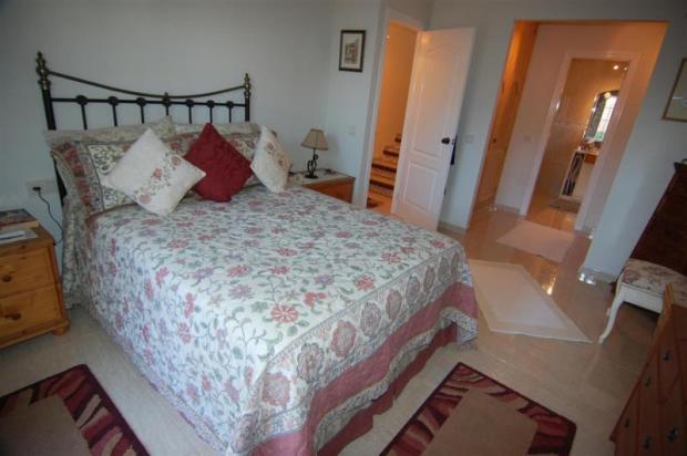 Main bedroom has dressing area & ensuite