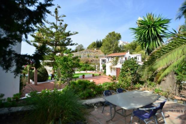 One of a kind property with lots of garden areas