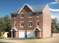 new development in Sunnydale Gardens Ossett...