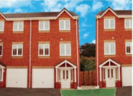4 bed new development for sale in Sunnydale Gardens Ossett...