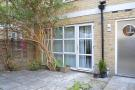 4 bed house in Elizabeth Mews...