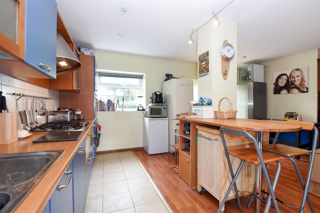 Extended Dining Kitchen