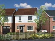 3 bed new home in Alvingham Avenue, Oldham...