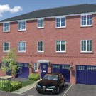 new development in Alvingham Avenue, Oldham...