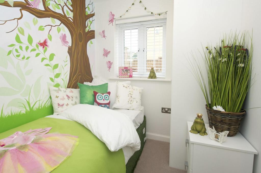 Falmouth single bedroom