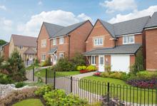 Barratt Homes, The Hedgerows