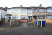 Terraced home for sale in GRAYS