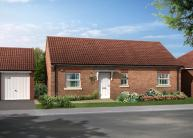 new development for sale in West Garth, Cayton, YO11